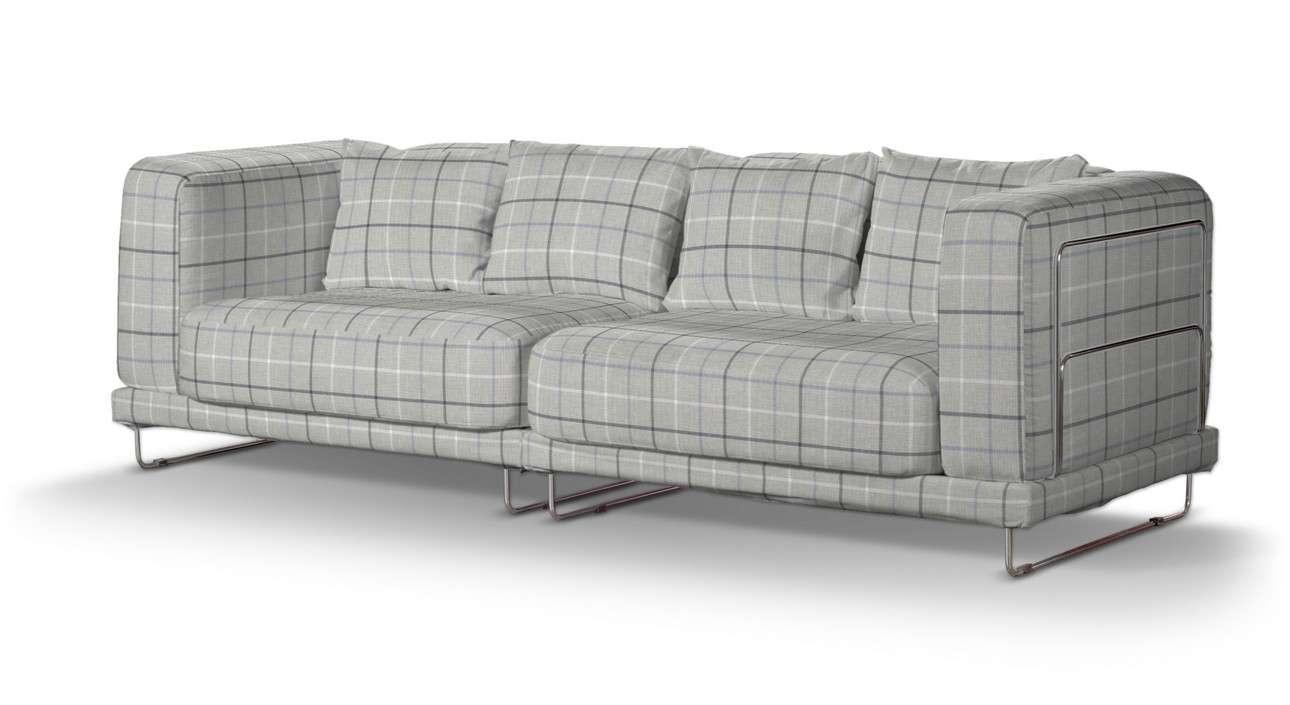 Pokrowiec na sofę  Tylösand 3-osobową nierozkładaną w kolekcji Edinburgh, tkanina: 703-18