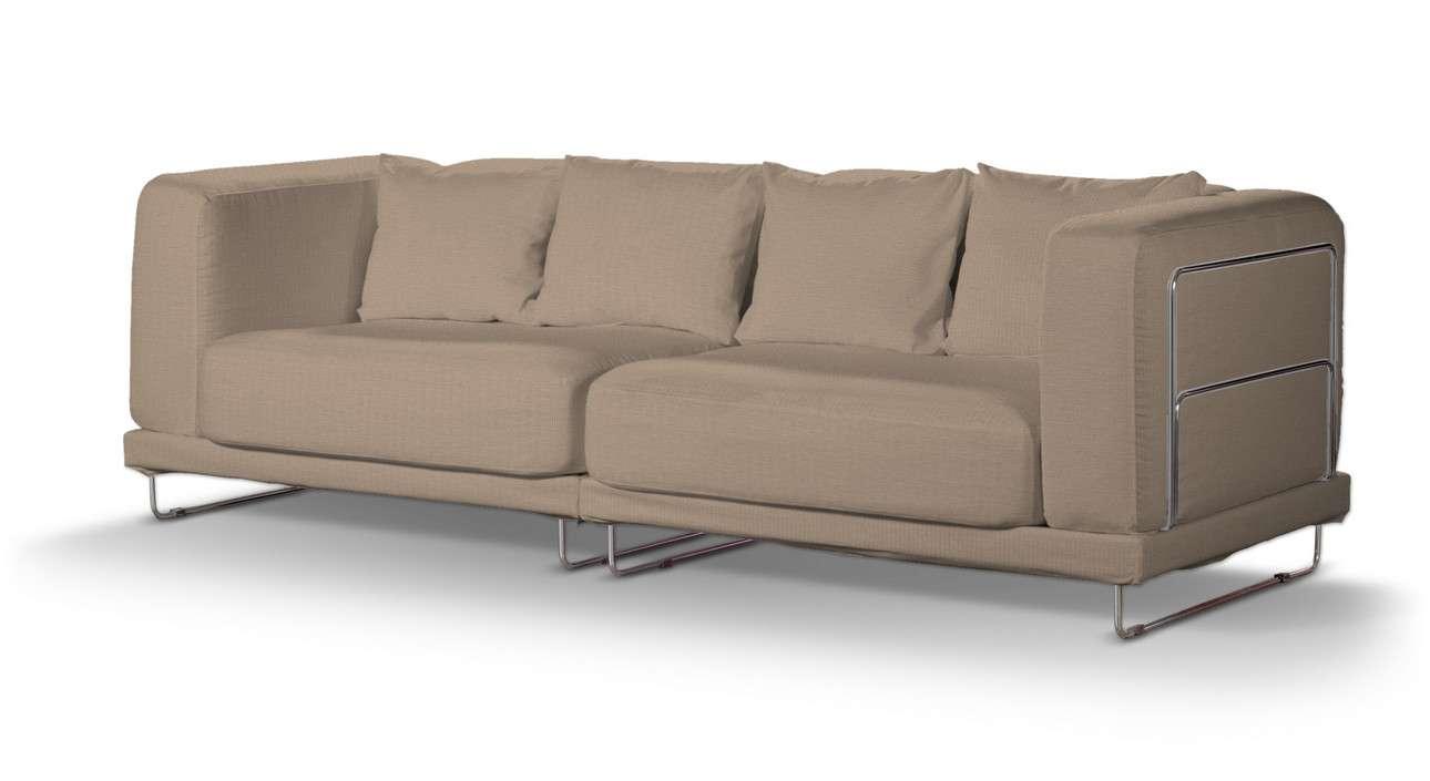 Pokrowiec na sofę  Tylösand 3-osobową nierozkładaną w kolekcji Bergen, tkanina: 161-75