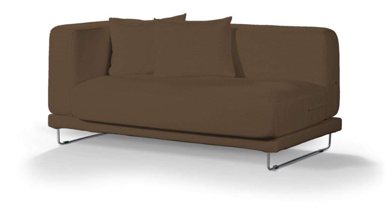 Tylösand  2-Sitzer Sofabezug nicht ausklappbar Tylösand 2-Sitzer von der Kollektion Cotton Panama, Stoff: 702-02