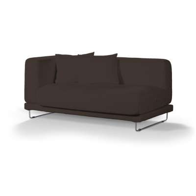 Tylösand 2-seater sofa cover (left or right armrest option) 702-03 chocolate Collection Panama Cotton