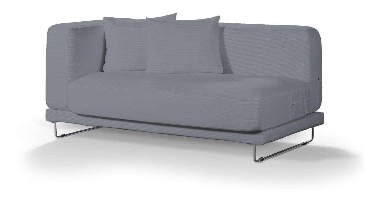 Pokrowiec na sofę  Tylösand 2-osobową nierozkładaną w kolekcji Cotton Panama, tkanina: 702-07