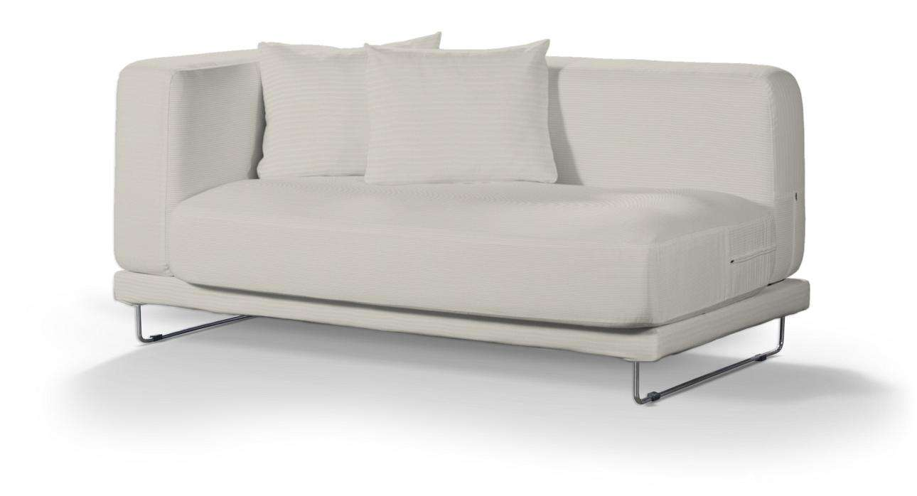 Pokrowiec na sofę  Tylösand 2-osobową nierozkładaną sofa tylösand 2-osobowa nierozkładana w kolekcji Cotton Panama, tkanina: 702-31