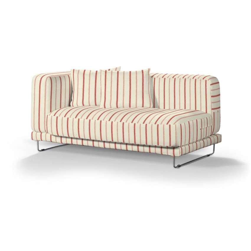 tyl sand 2 sitzer sofabezug nicht ausklappbar creme rot. Black Bedroom Furniture Sets. Home Design Ideas