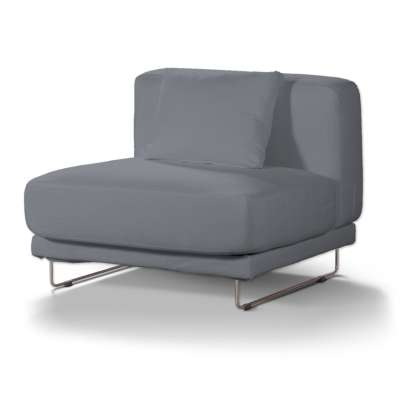 Pokrowiec na sofę  Tylösand 1-osobową nierozkładaną w kolekcji Cotton Panama, tkanina: 702-07