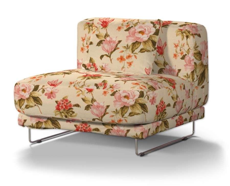 Pokrowiec na sofę  Tylösand 1-osobową nierozkładaną w kolekcji Londres, tkanina: 123-05
