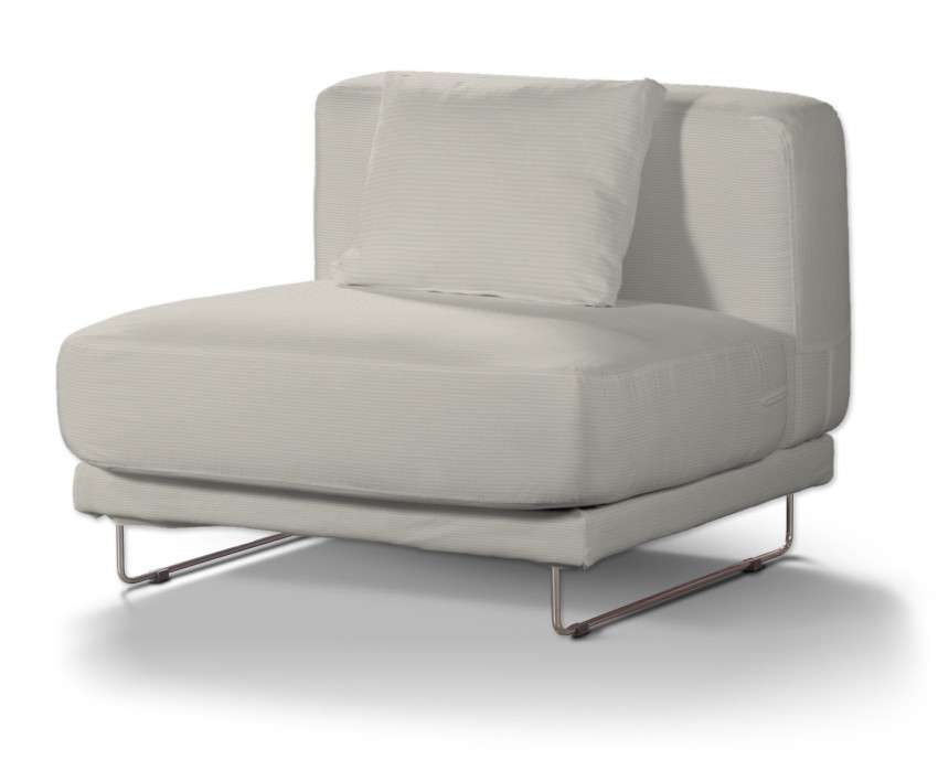 Pokrowiec na sofę  Tylösand 1-osobową nierozkładaną sofa tylösand 1-osobowa nierozkładana w kolekcji Cotton Panama, tkanina: 702-31