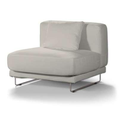 Pokrowiec na sofę  Tylösand 1-osobową nierozkładaną w kolekcji Cotton Panama, tkanina: 702-31