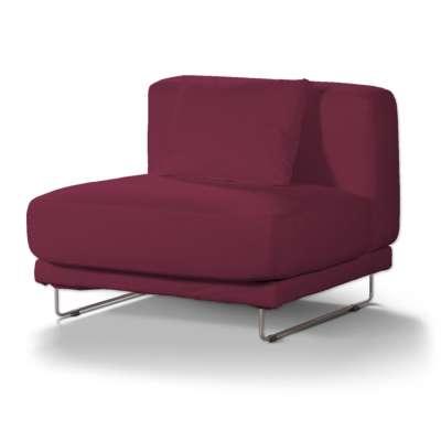 Pokrowiec na sofę  Tylösand 1-osobową nierozkładaną w kolekcji Cotton Panama, tkanina: 702-32