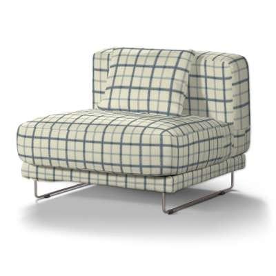 Pokrowiec na sofę  Tylösand 1-osobową nierozkładaną w kolekcji Avinon, tkanina: 131-66