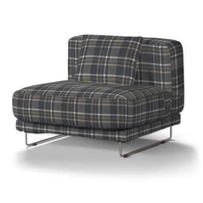 Pokrowiec na sofę  Tylösand 1-osobową nierozkładaną w kolekcji Edinburgh, tkanina: 703-16
