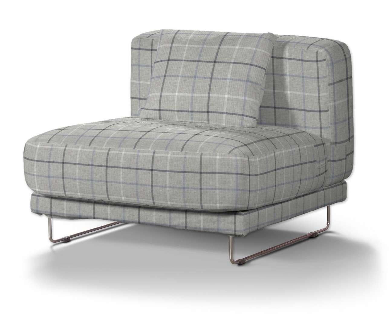 Pokrowiec na sofę  Tylösand 1-osobową nierozkładaną w kolekcji Edinburgh, tkanina: 703-18