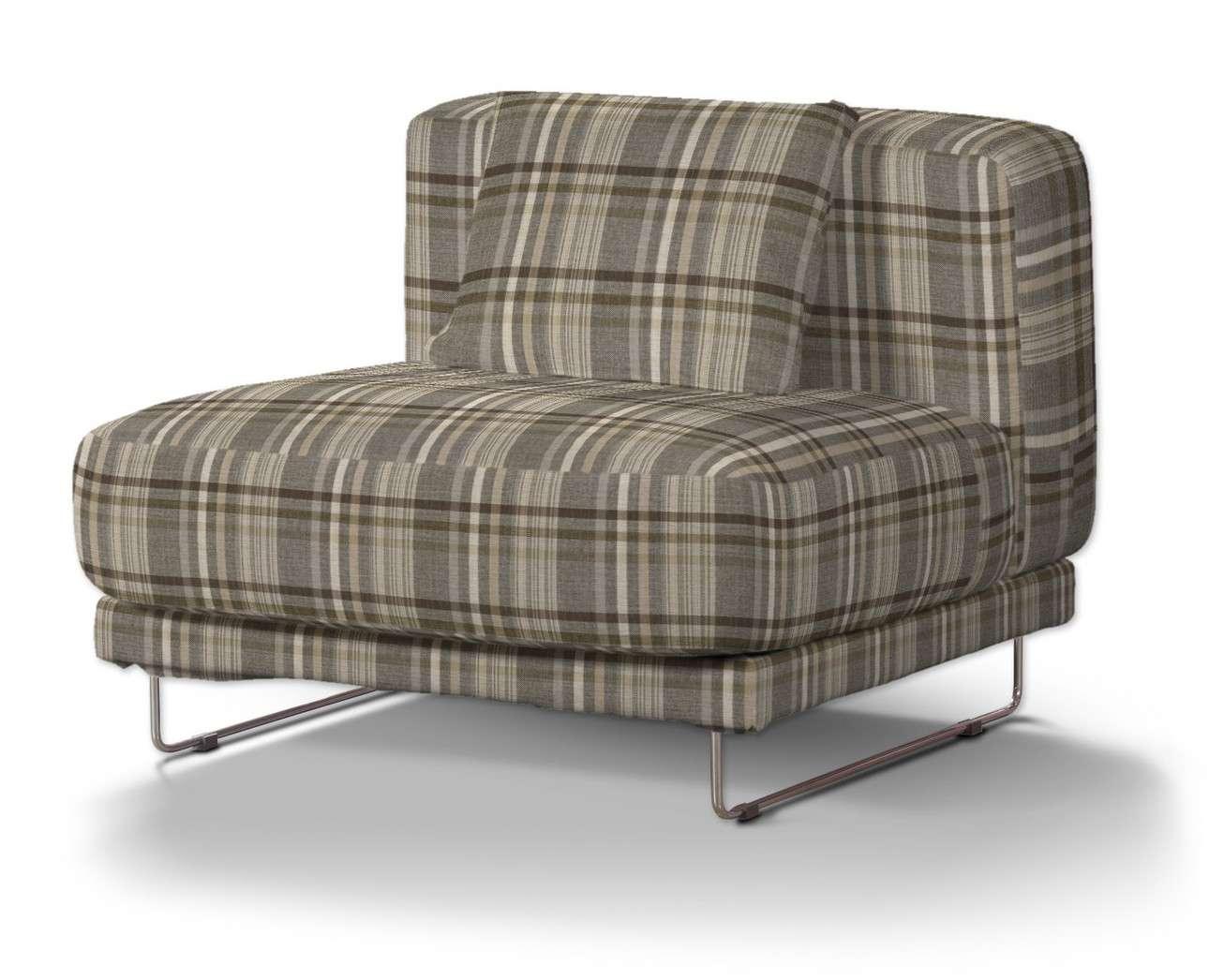 Pokrowiec na sofę  Tylösand 1-osobową nierozkładaną w kolekcji Edinburgh, tkanina: 703-17