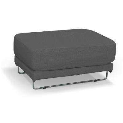 Tylösand footstool cover 115-77 graphite grey Collection Edinburgh