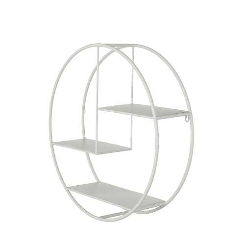 Półka wisząca Sense White 55cm