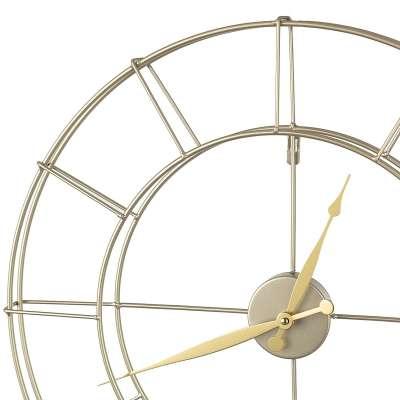 Wanduhr Charm 57cm Uhren - Dekoria.de