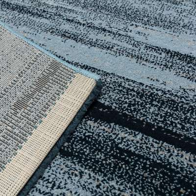 Sevilla sky blue/frost grey Rug 120x170cm Rugs and Runners - Dekoria.co.uk
