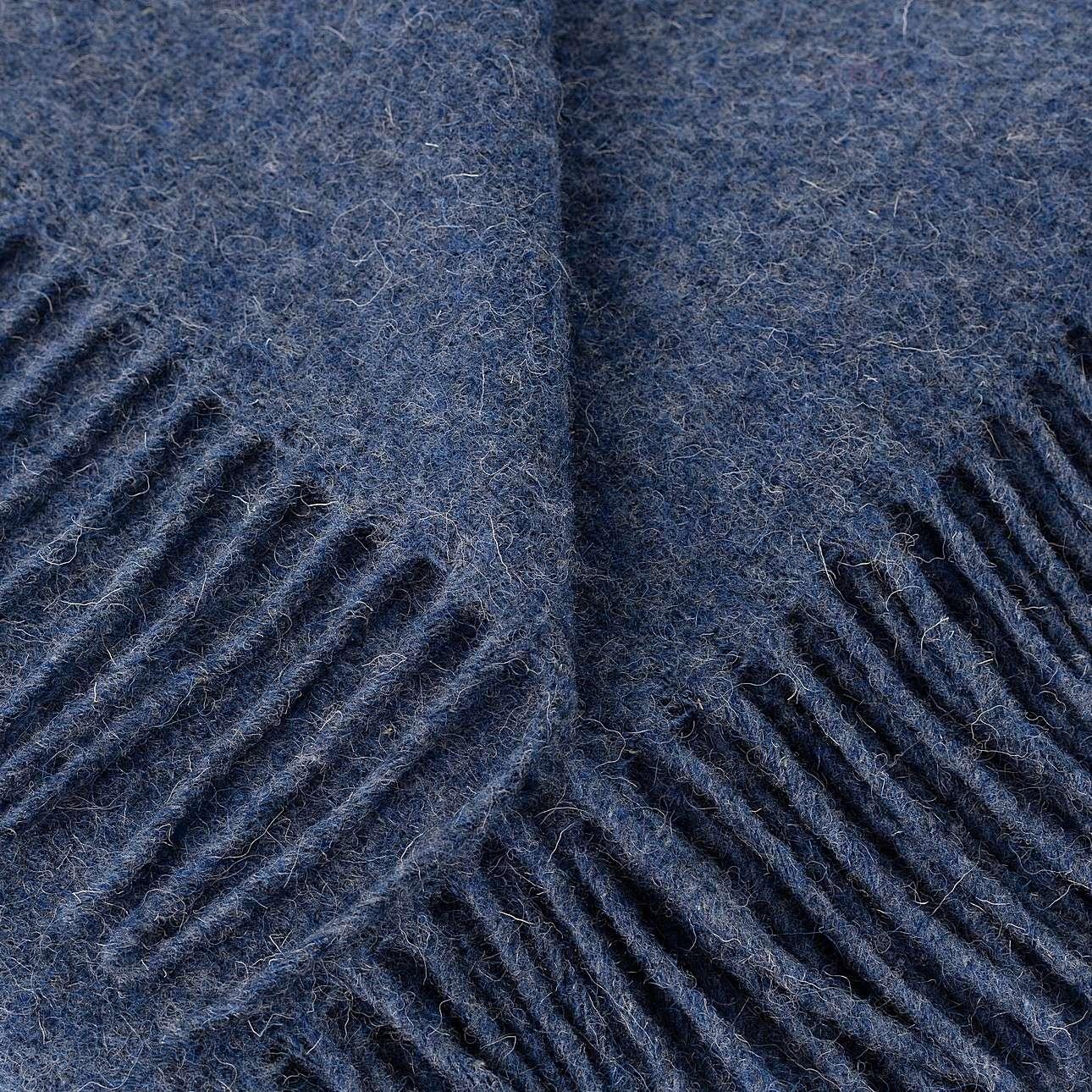 Pled Zelandia 140x200 melange blue