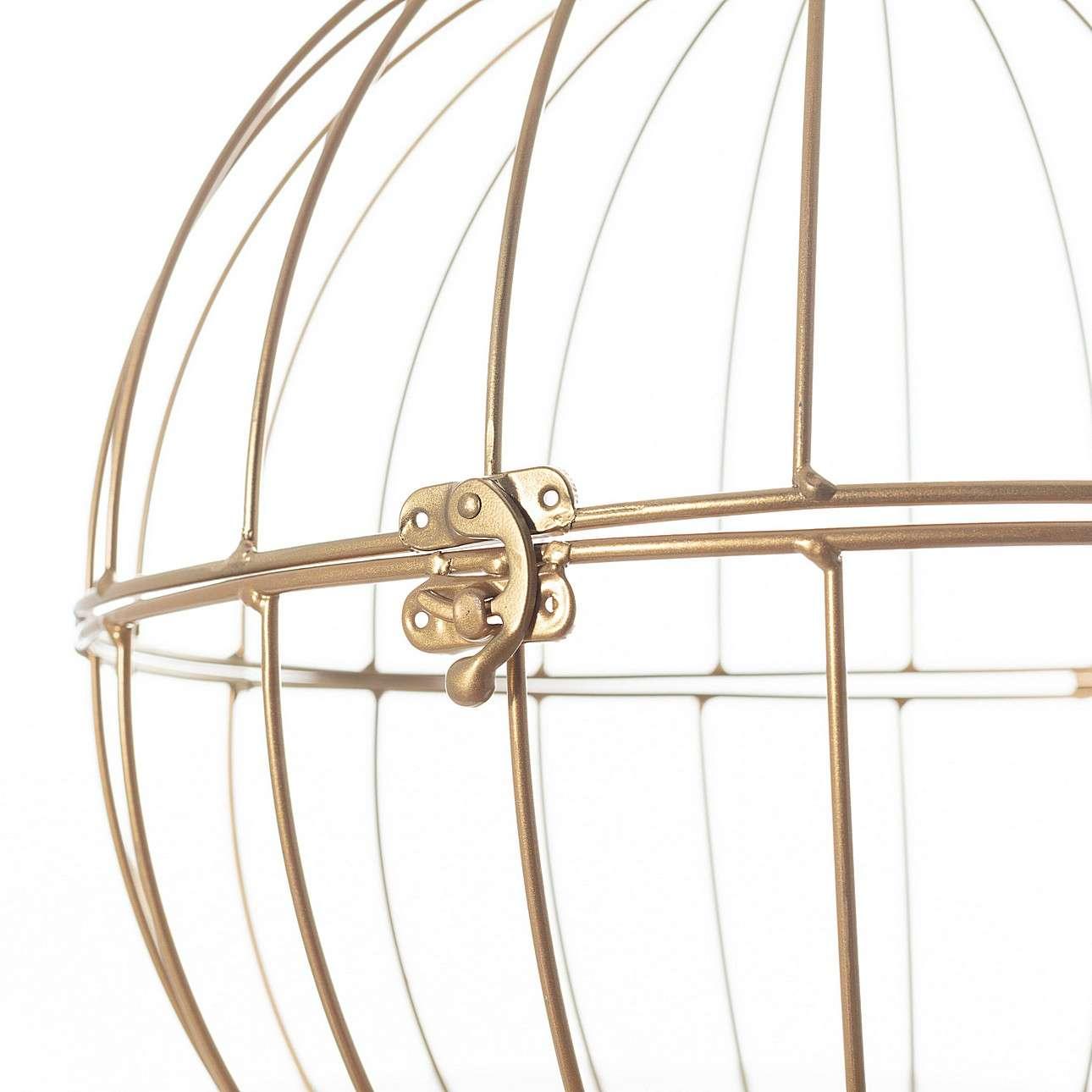 Dekoration Marti Gold 20cm
