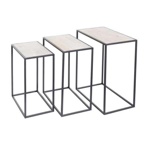 Komplet stolików Theo 3szt.