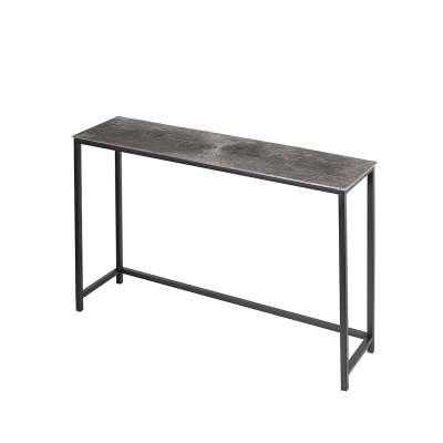 Sidetable James 103x27x73cm Industriële meubels - Dekoria.nl