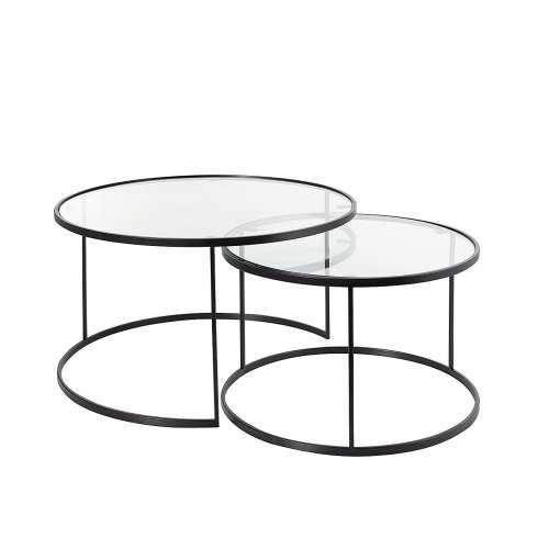 Komplet stolików Luna 2szt.