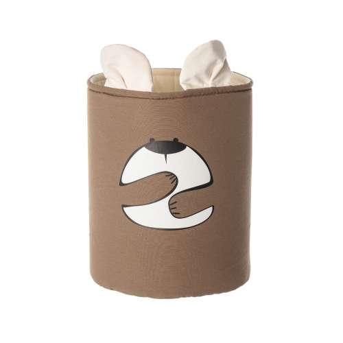 Happy Band toy basket - Bear 30x40cm