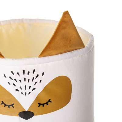 Happy Band toy basket - Fox 30x40cm