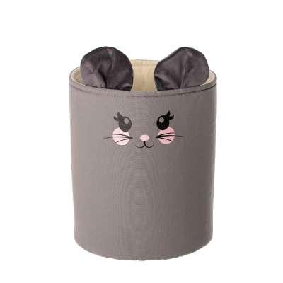 Koš na hračky Happy Band - myš 30x40cm
