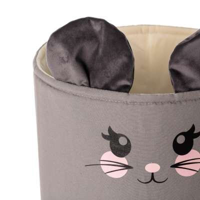 Happy Band toy basket - Mouse 30x40cm