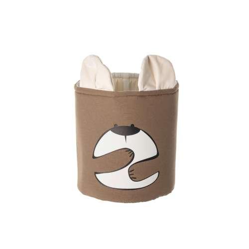 Spielzeugkorb Happy Band - Bear 25x30cm
