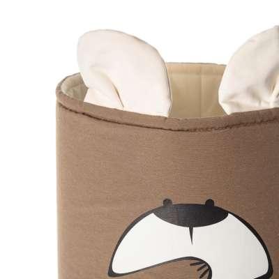 Koš na hračky Happy Band - medvídek 25x30cm