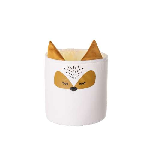 Kosz na zabawki Happy Band - Fox 25x30cm