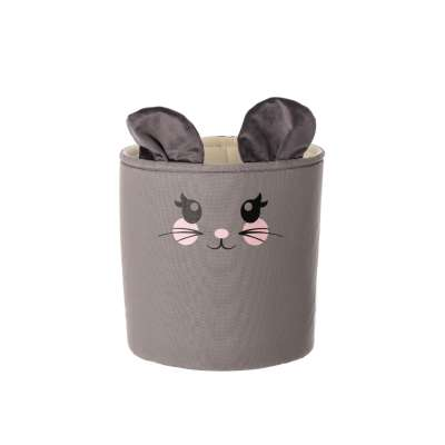 Happy Band toy basket - Mouse 25x30cm