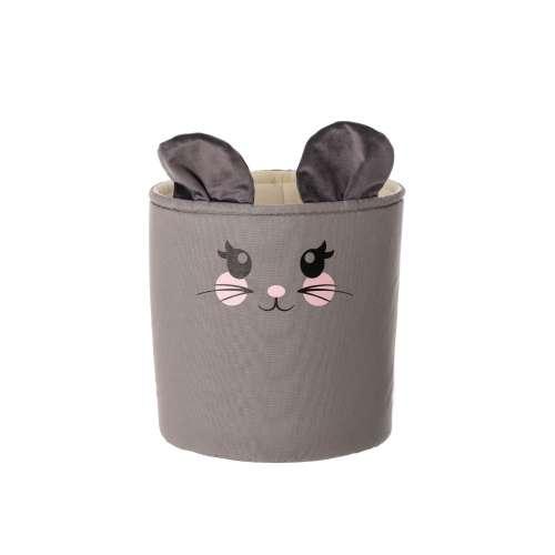 Koš na hračky Happy Band - myš 25x30cm