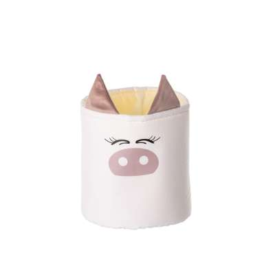 Happy Band - Piggy  žaislų dėžė 25x30cm