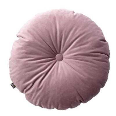 Kissen Candy Dot von der Kollektion Posh Velvet, Stoff: 704-14