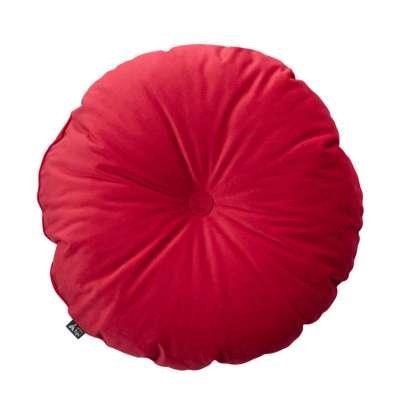 Kissen Candy Dot von der Kollektion Posh Velvet, Stoff: 704-15