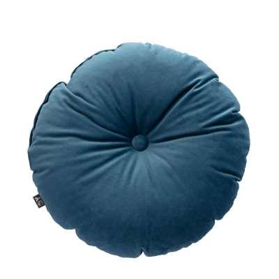 Pagalvėlė Candy Dot 704-16 tamsi mėlyna Kolekcija Posh Velvet