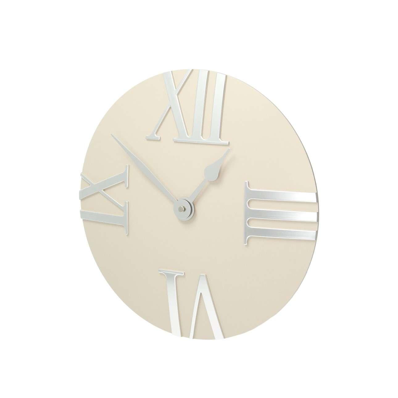 Uhr Retro cream