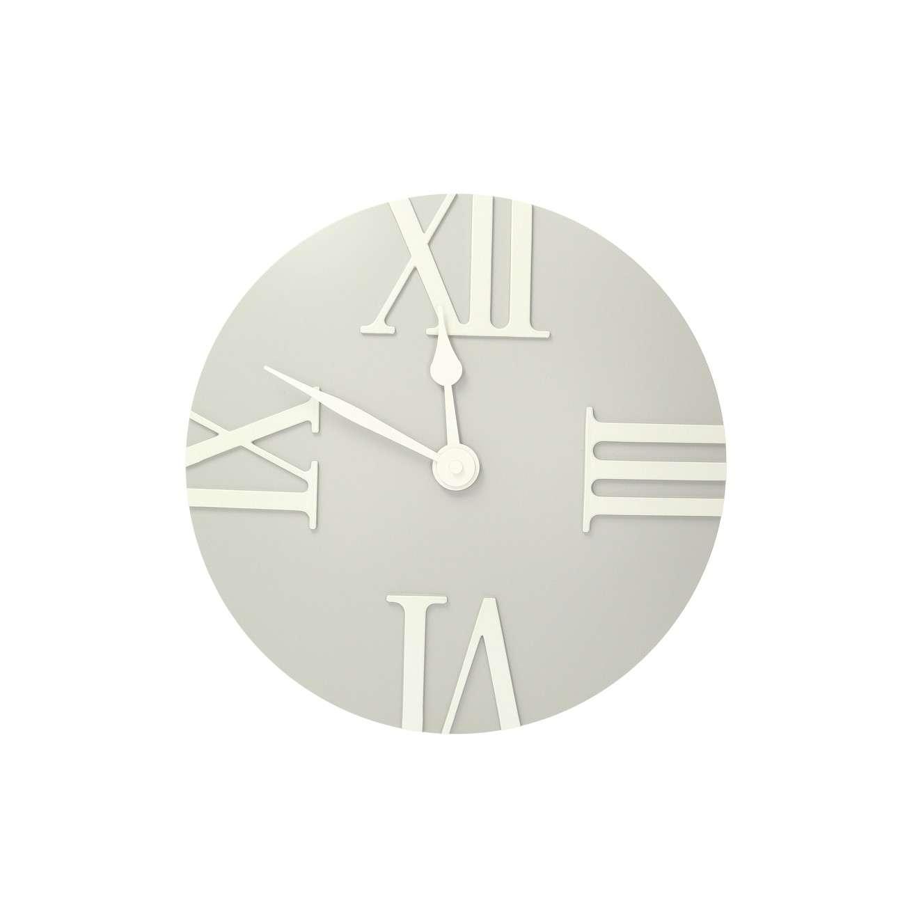 Uhr Retro gray