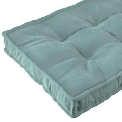 French mattress 704-18 dusty mint green Collection Posh Velvet