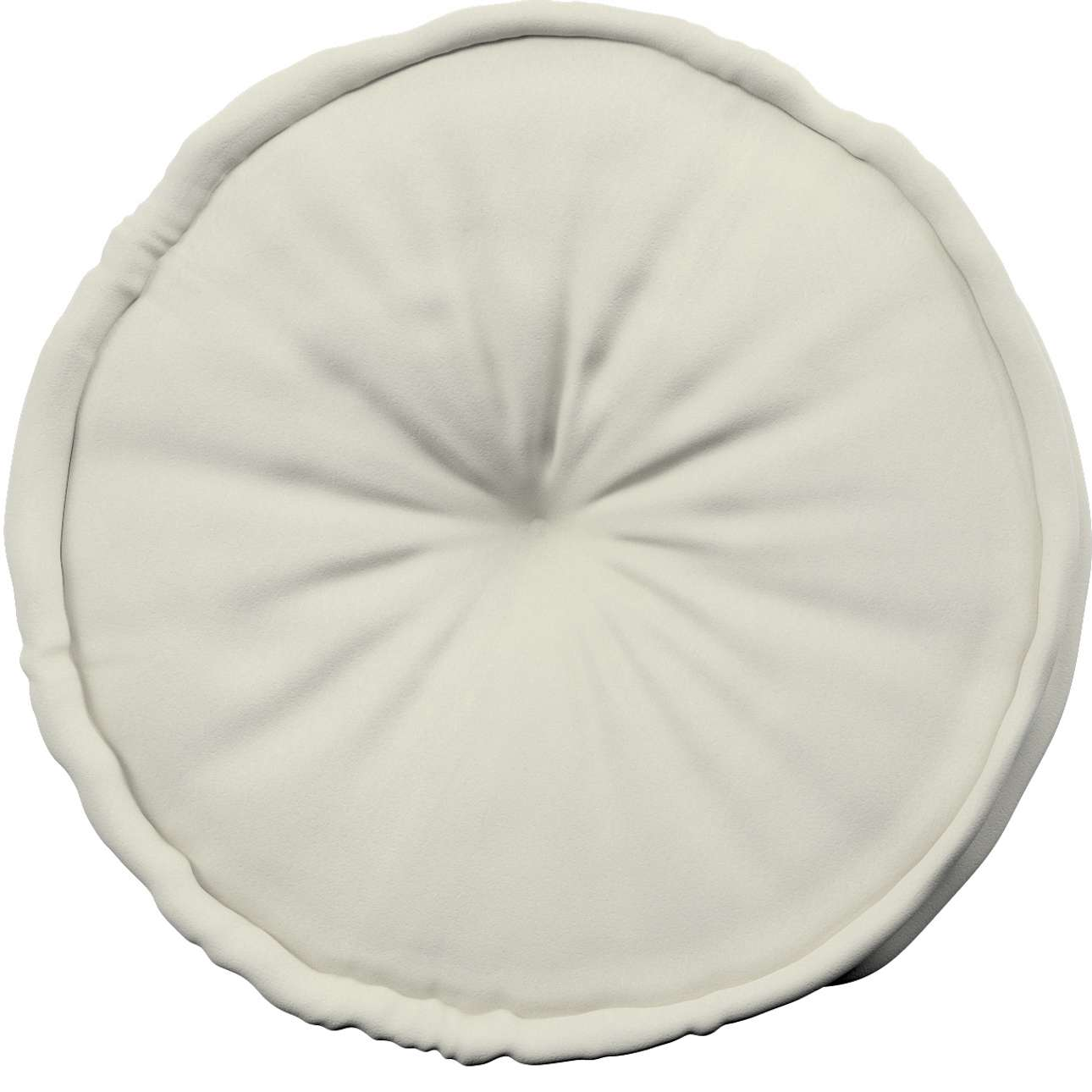 French pouf in collection Posh Velvet, fabric: 704-10