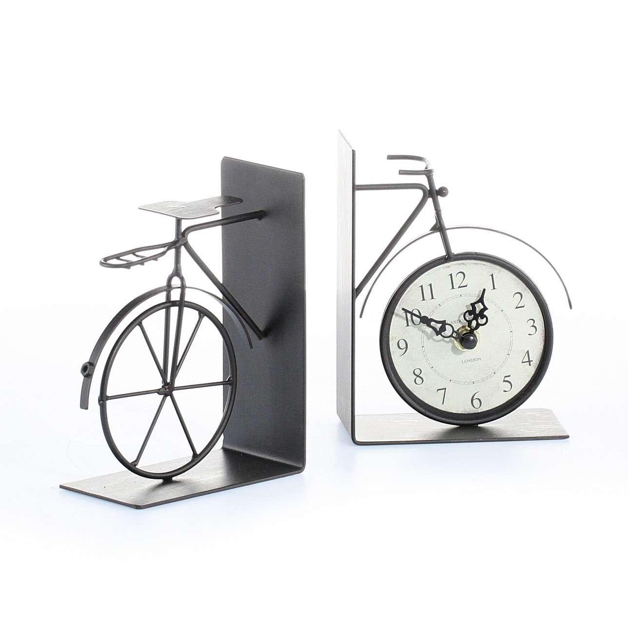 Buchstützen Bicycle 15cm