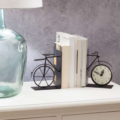 Podpórki na książki Bicycle 15cm
