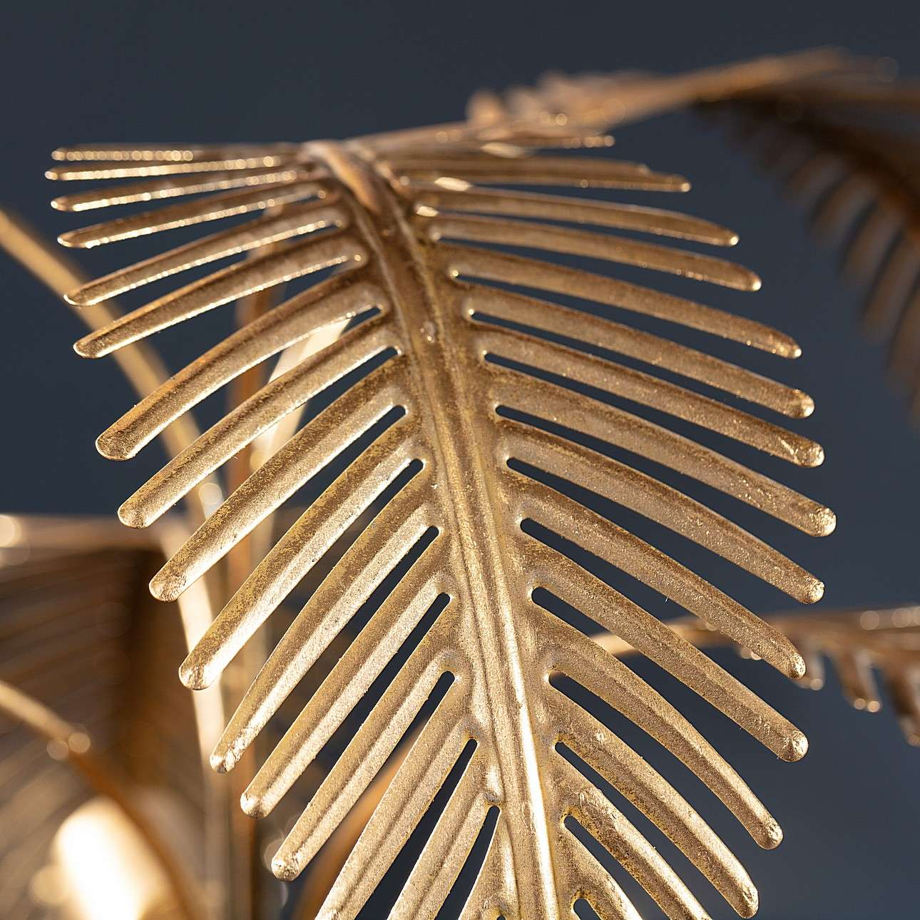 Lampa stołowa Botanica Gold 70cm