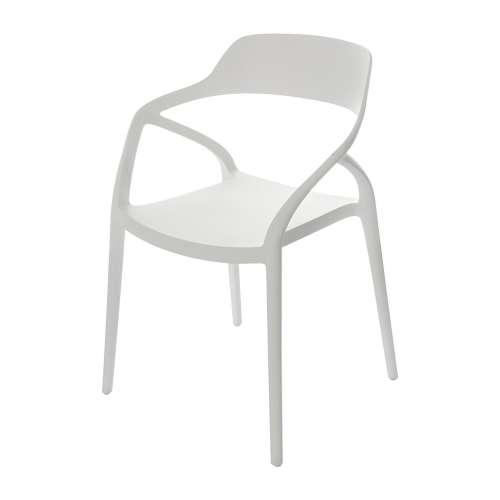 Dekoria Krzesło Zing White