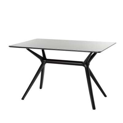 Tisch Modesto 120x80x73cm black