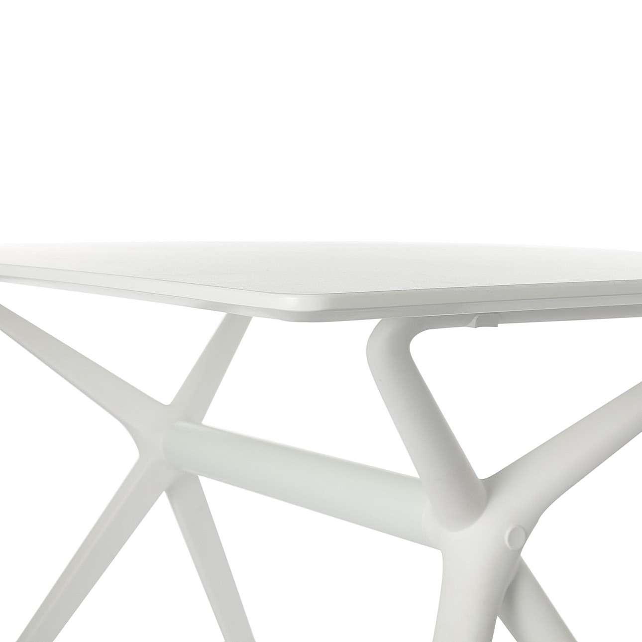 Tisch Modesto 120x80x73cm white