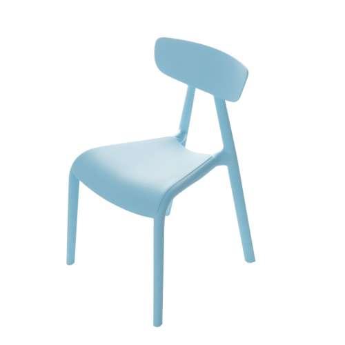 Krzesełko dziecięce Pico I light blue