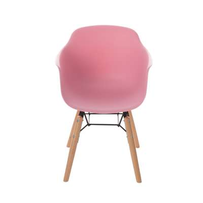 Monte rožinė kūdikio kėdutė Kėdės - Yellowtipi.lt